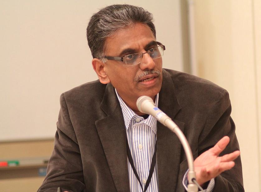 Prof Vinod Pavarala